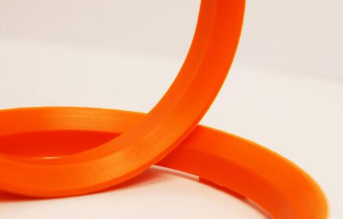 Spigot Rings 60.1-63.4 Set of 4