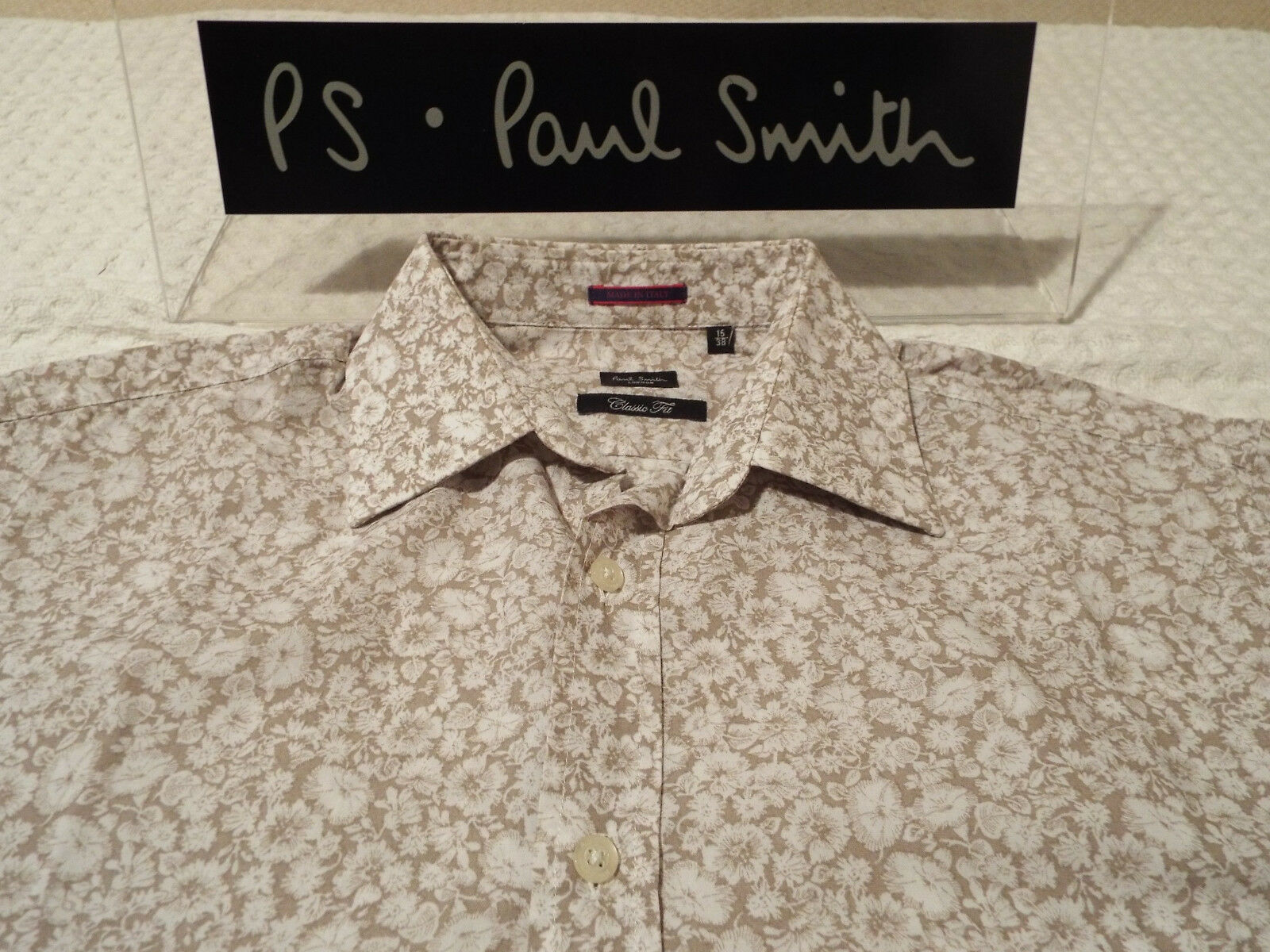 Paul Smith Chemise Homme � Taille 15