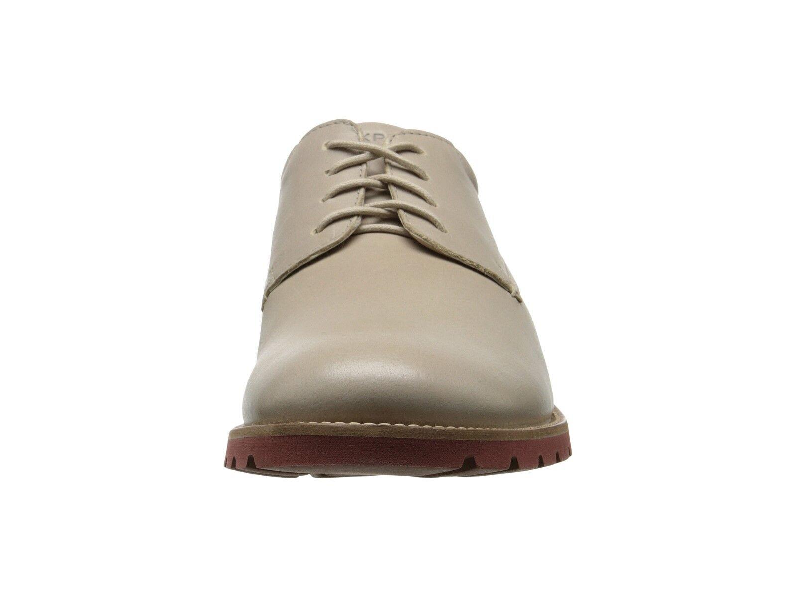 ROCKPORT Colben Plain Toe Pelle Pelle Pelle Oxfords Shoes Uomo 10.5 NEW IN BOX ffcfbc