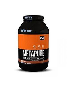 QNT-Metapure-Zero-Carb-FAT-FREE-isolato-di-proteina-di-siero-di-latte-in-polvere-CIOCCOLATO-908g