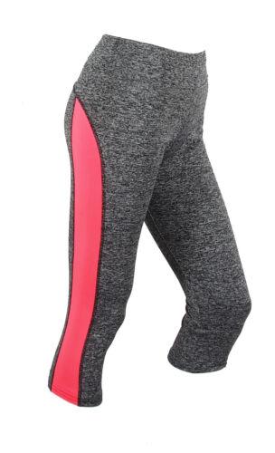Leggings court sports femmes Pantacourt Gym Fitness Running  38// 40// 42// 44