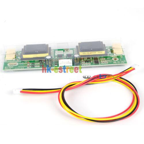 4 Lamp LCD Monitor Inverter CCFL Backlight Tube Driver Board For T150XG01 V2