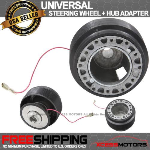 Hub Kit Fits 90-95 Mitsubishi Eclipse Lancer JDM Steering Wheel