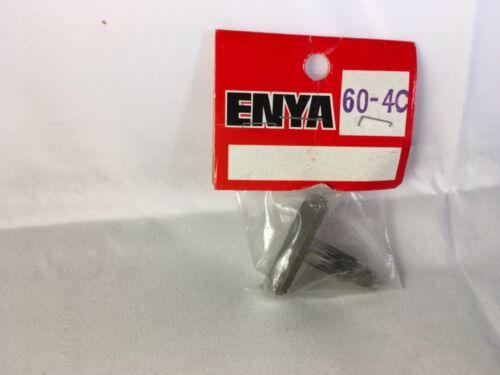 ENYA.60-80-4C TIMING GEAR SHAFT  ASSY NIP