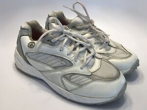 Answer 2 Men's White Leather
