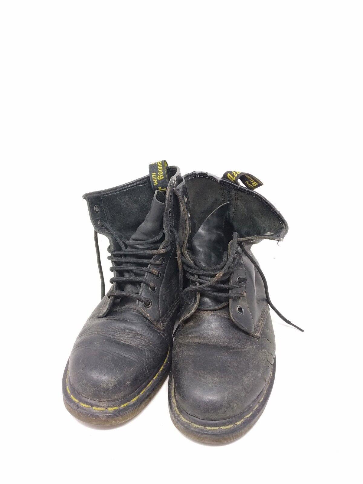 marche online vendita a basso costo Scarpe scarpe stivali stivali Dr Martens    43 9 11  nero nero neri  fino al 60% di sconto