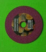 Grinding Wheel 3/16 4.8mm Thk Chainsaw Grinder Sharpener 5 3/4 X 3/16 X 7/8