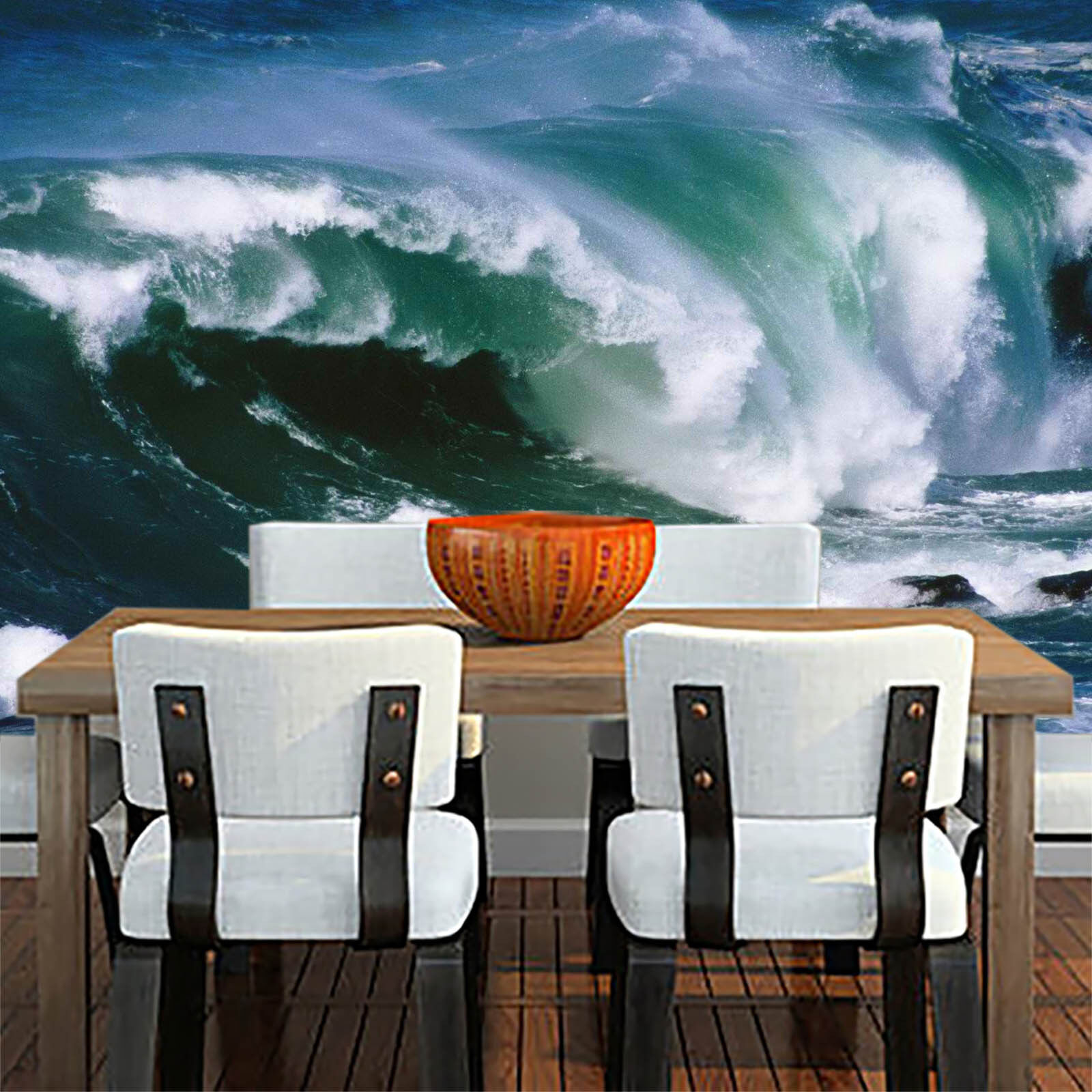 3D Roll Surf 50 Wall Paper Wall Print Decal Wall Deco Indoor Wall AJ Wall Paper