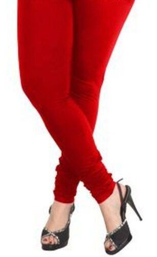 Churidar Indian Leggings Women Cotton Stretchable Lycra Yoga Ethnic Legging pant