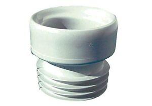 Manicotto in gomma per wc prolunga scarico vaso bagno w c