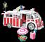 Bausteine-Xingbao-Baukaesten-Eiscreme-Fahrzeug-Modell-Modell-Spielzeug-1000PCS Indexbild 1