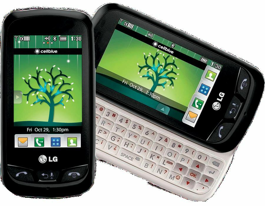 lg cosmos touch vn270 black verizon cellular phone ebay rh ebay com LG Cosmo Touch VN271 LG Cosmos Sim Card Removal