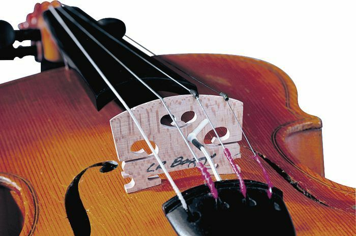 LR Baggs Violine Tonabnehmer, Komplett mit Carpenter Klinkenstecker Set Up Vwws