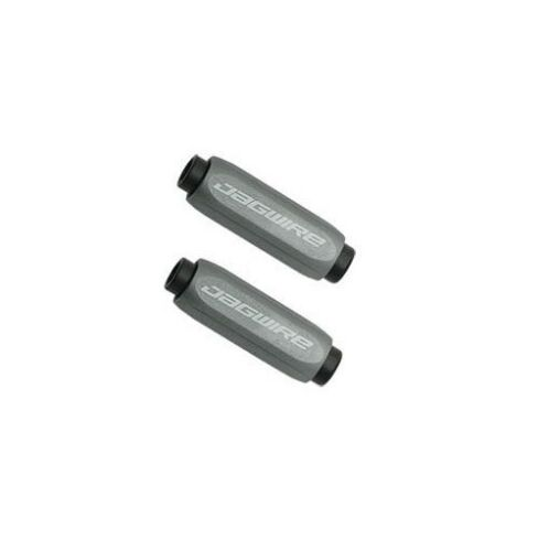 Gunmetal Gray Jagwire BSA055 Alloy Bike Bicycle Pro Indexed Inline Adjusters