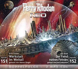 Perry-Rhodan-Neo-MP3-Doppel-CD-Episoden-151-152