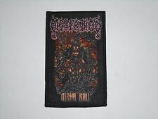 DISSECTION MAHA KALI WOVEN PATCH