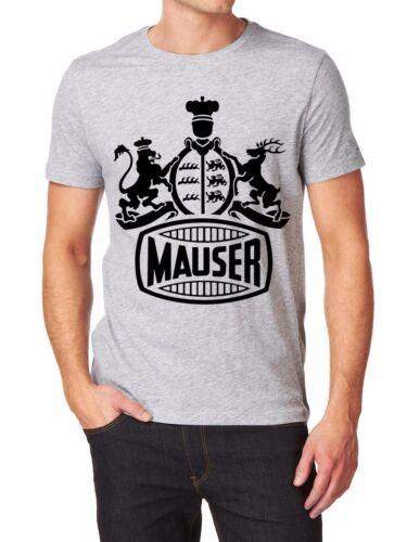 Mauser   Logo T-shirt Men Shirt  print by EPSON