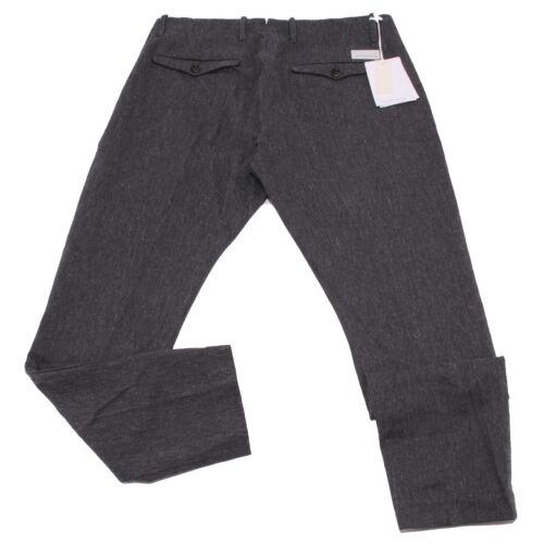 grigio Pantalone uomo 2681w Pantalone in inthe morning Uomo cotone Nine OggnHPFq