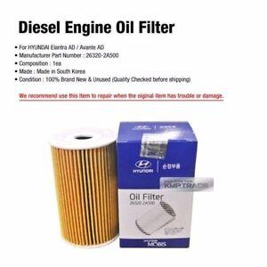 Image Is Loading Oem 26320 2a500 Sel Engine Oil Filter For