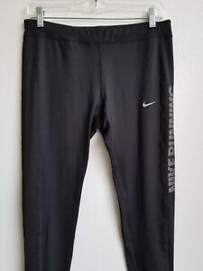 Activewear Nike Power Essential Running Tight Dri-fit Black Womens Pants Legging 918097-010 More Discounts Surprises