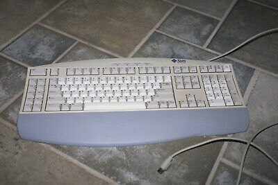 Sun 3201272 Keyboard Type 6 With Palm Rest