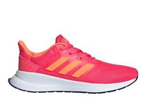 Adidas-RUNFALCON-K-EE6934-Rosa-Scarpe-da-Ginnastica-Donna-Bambini-Leggere