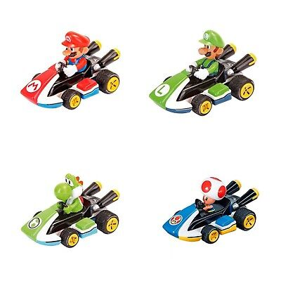 SUPER MARIO Bros. Macchinine di Mario Kart 8 scala 1:43