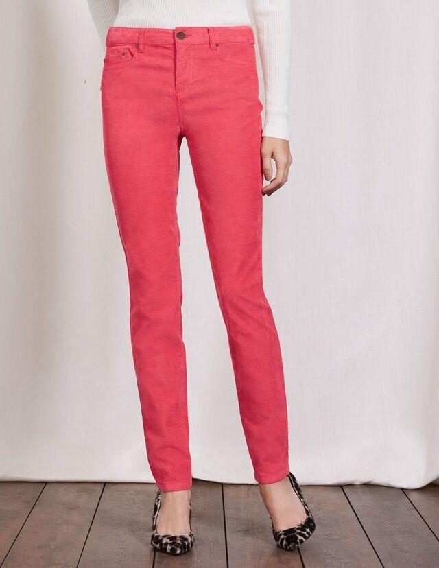 Boden SOHO jeans attillati rosa Taglia P LF079 EE 05