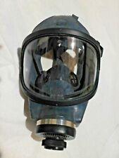 Msa M3c2 7 212 1 Single Port Full Face Gas Mask Air Purifying Respirator Medium