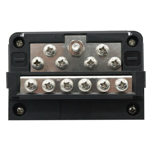 100A DC32V Bus Bar Boot Elektrische Anschlussdose 12 Punkt
