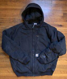 Carhartt 101493 Jefferson Quick Duck Active Jacket Quilt ...
