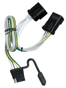 Details about Trailer Wiring Harness For 00-09 Dodge Ram 1500 2500 on