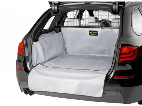 Für Renault Captur Kofferraum-Auskleidung Wanne nach Maß mit Stoßstangenschutz