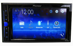 Pioneer-Double-DIN-6-2-034-WVGA-Touchscreen-Bluetooth-Digital-Multimedia-Receiver