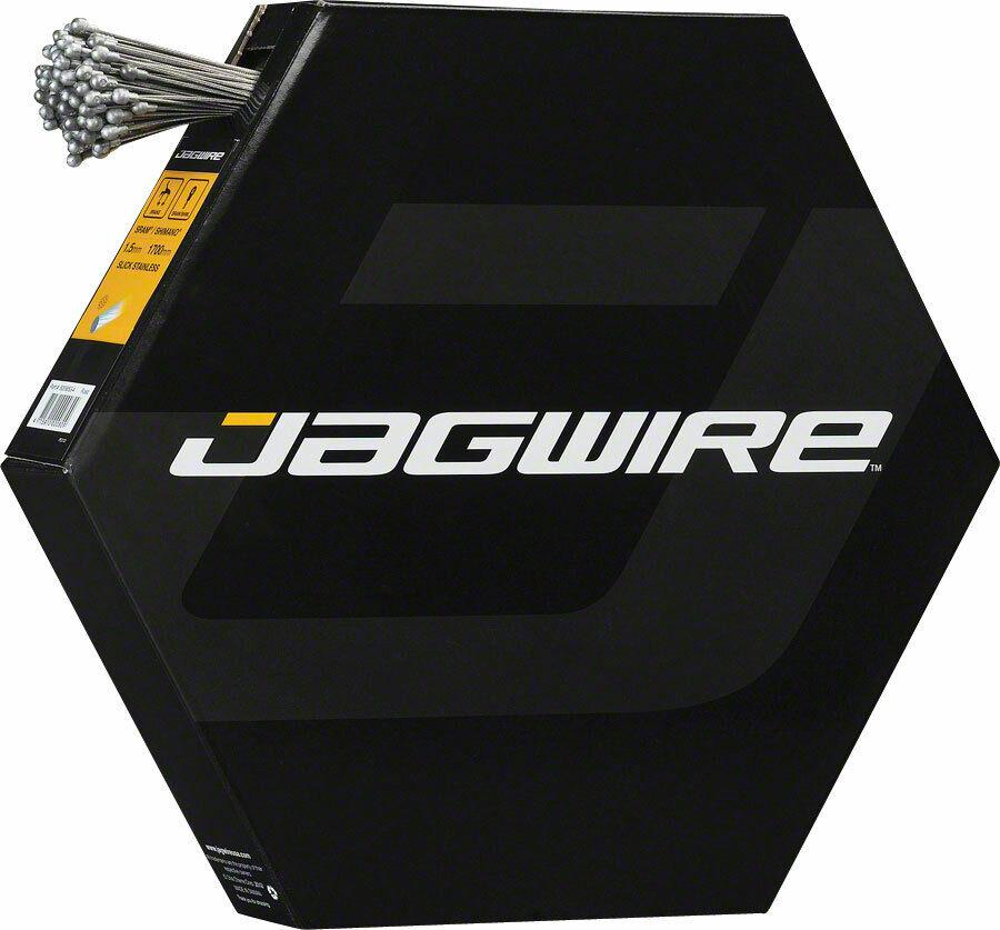 Jagwire Deporte Cable de Freno 1.5x2000mm Secos Galvanizado Sram   Shimano