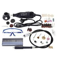 114x Electric Grinding Set 110-230V AC Regulating Speed Drill Grinder Tool JT8G