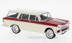hellbeige//rot #CLC155 IXO Fiat 2300 Familiare 1965-1:43
