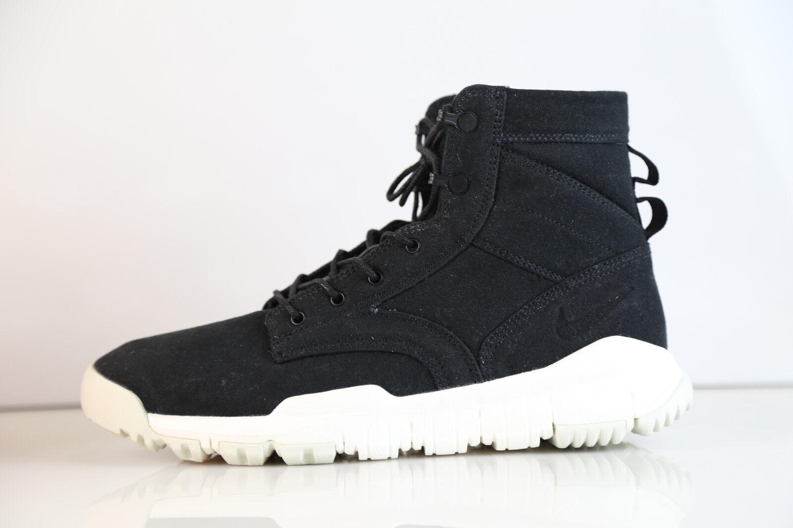Nike SFB 6' CNVS NSW Black Boot 844577-001 8.5-13 canvas no sf 1