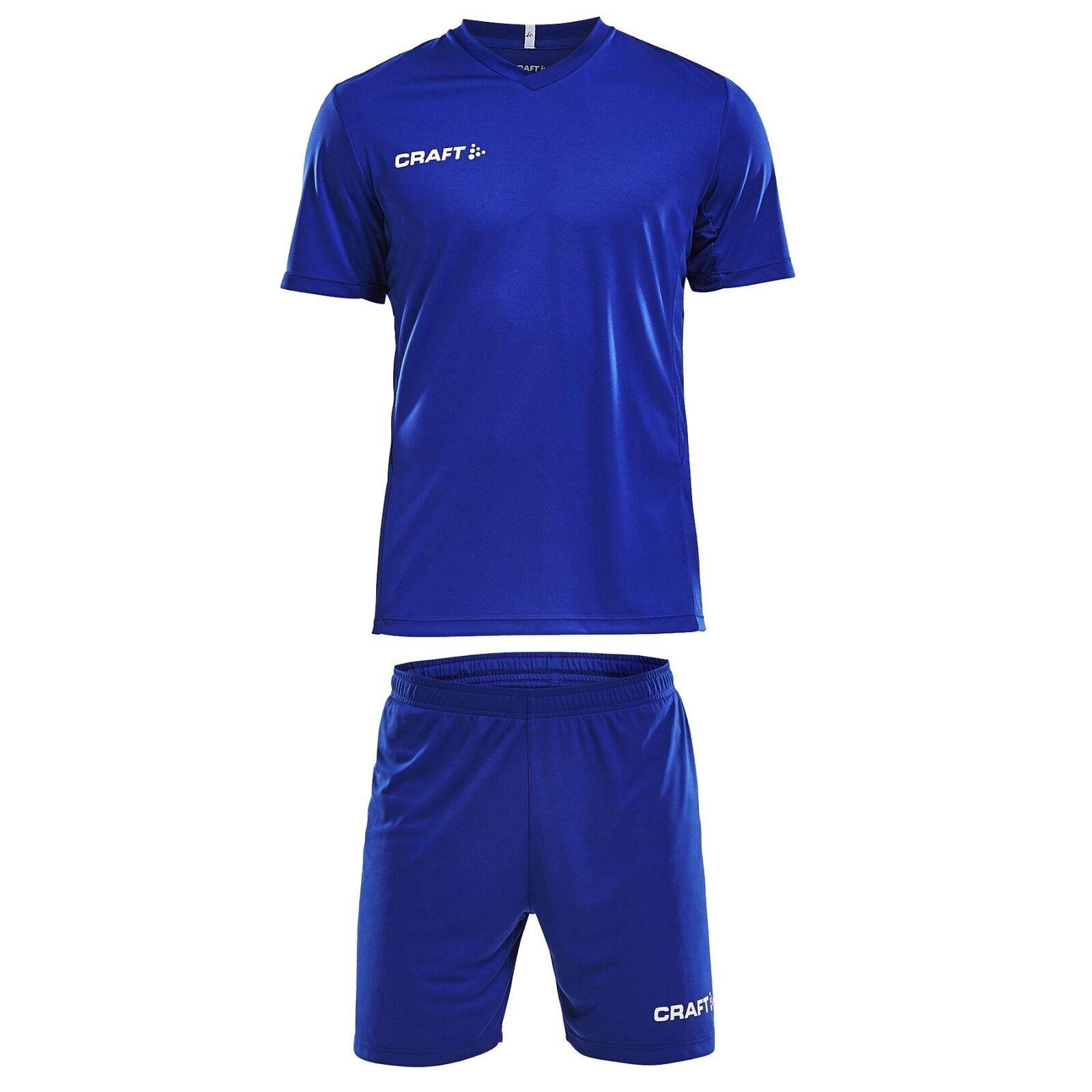 Craft Fußball Set Trikot + + + Short Trikotset Teamwear 10er 12er 14er Trikotsatz  | Abrechnungspreis  42100f