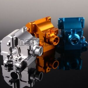 Aluminium-Gear-Box-Nitro-122275-For-RC-1-10-On-Road-Off-Road-Buggy-Monster-Truck