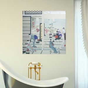 Retro Unframed Japanese Art Print Woodblock Picture Home Wall Room Decor Au Au Ebay