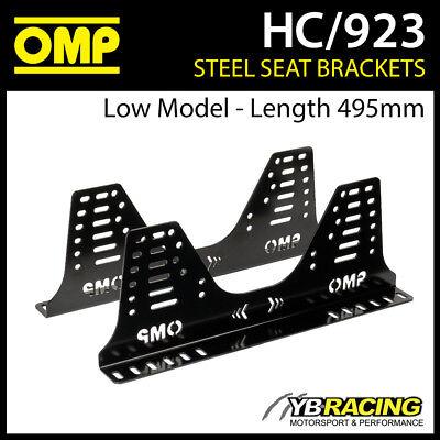 Qualità Al 100% Hc/923 Omp Sedile Ribaltabile In Acciaio Lato Montaggio Staffe (bassa Modello 495mm Di Lunghezza)-