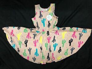 NWT Dot Dot Smile Tank Twirly Dress Summer Hearts