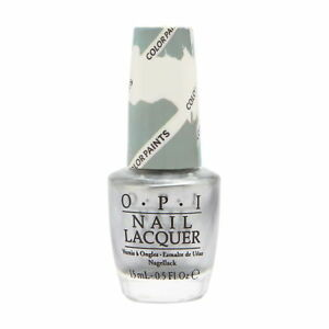 OPI Nail Lacquer Color Paints Collection NLP19 - Silver Canvas Brand ...