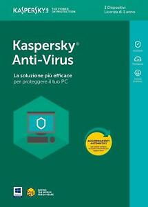 KASPERSKY-ANTIVIRUS-2018-licenza-3-PC-gt-1-ANNO-KL1171T5CFS-8SLIM-ITALIANO