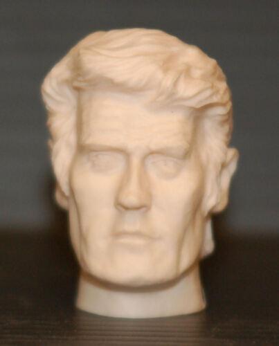 1//6 SCALE CUSTOM CHUCK CONNORS LUCAS MCCAIN RIFLEMAN ACTION FIGURE HEAD