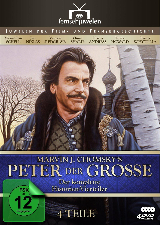 Dvd R 2 Peter The Great 1986 Maximilian Schell Vanessa Redgrave Omar Sharif For Sale Online Ebay
