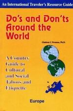 Do's and Don'ts Around the World Europe: A Country Guide to Cultural and Social
