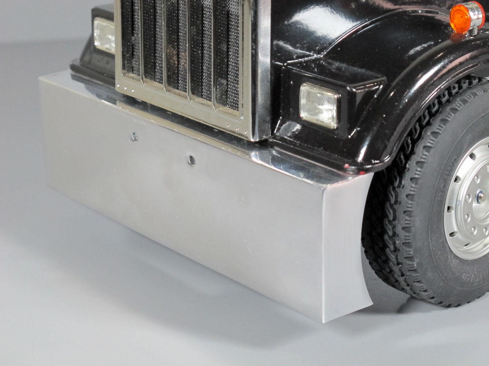 Aluminum Front Wide A Bumper Tamiya 1 14 Globeliner King Grand Knight Hauler