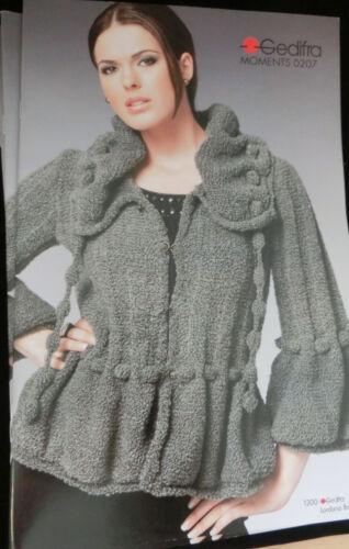 Gedifra Moments 0207-cuerda abrigo con statement-manga otros #2384